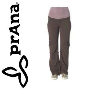 Prana Cadence Cargo Pant- Women's Coffee